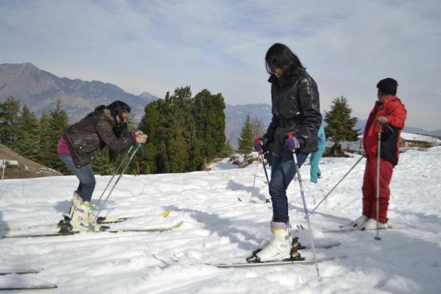 skiing Mashobra 11