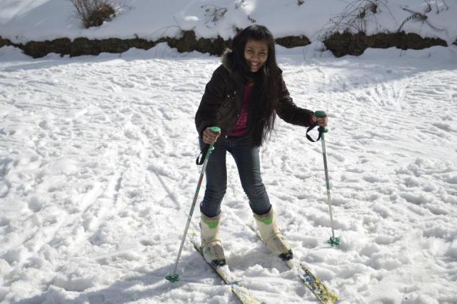 skiing Mashobra 14
