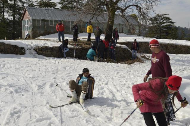 skiing Mashobra 3