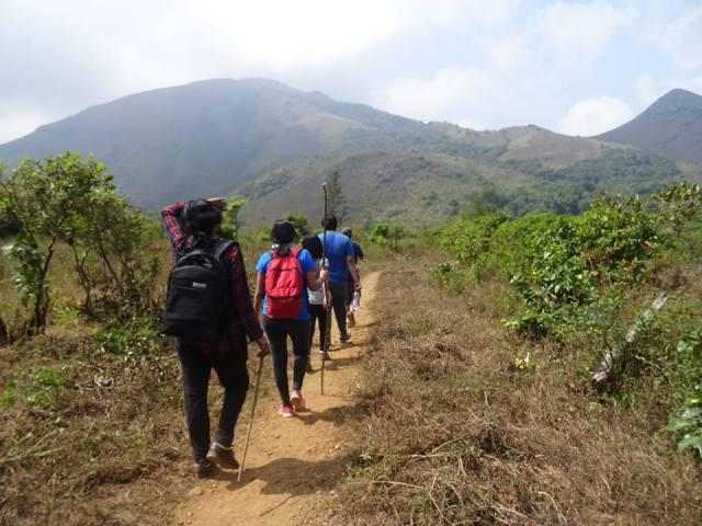 Tadiandamol Trekking 3
