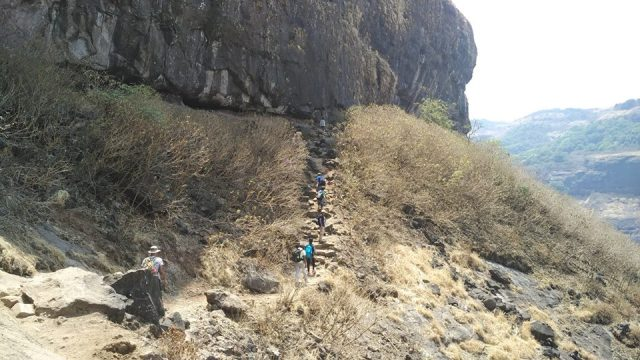 Trek To Harishchandragad 2