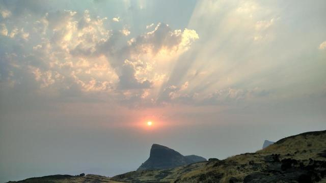 Trek To Harishchandragad 29