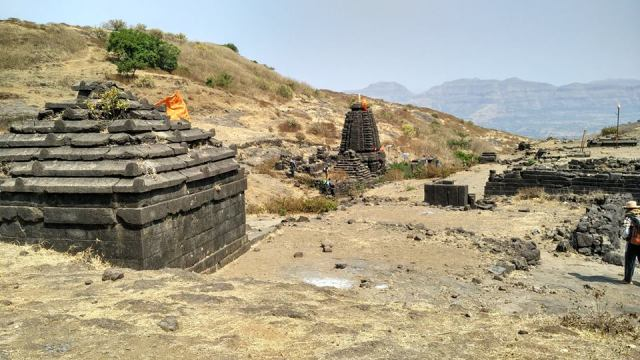 Trek To Harishchandragad 48