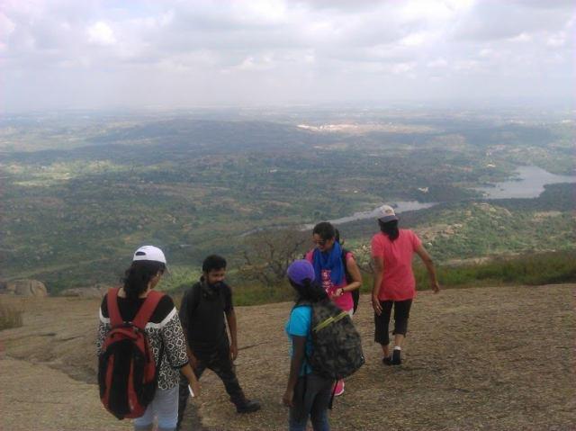 Treks at Savandurga