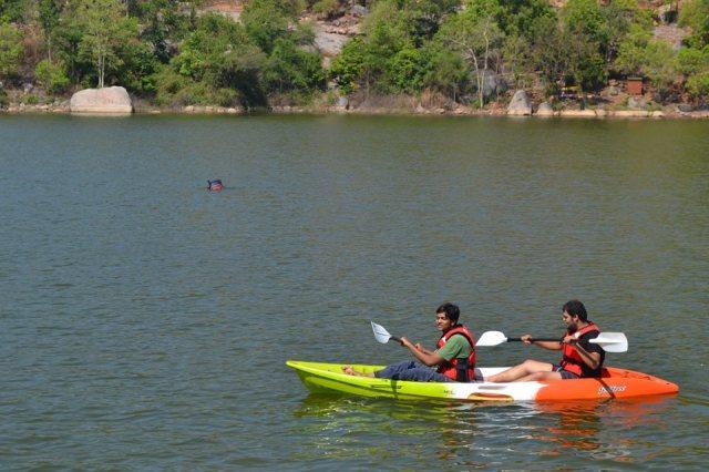 Kayaking in Bangalore
