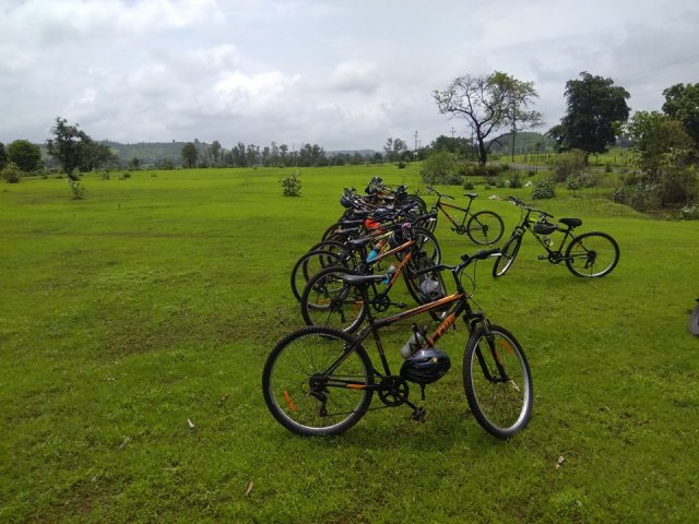 Asangoan to Dehne cycling