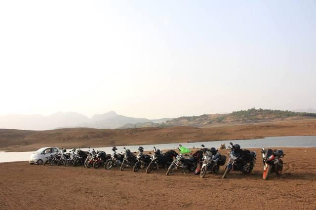 Bhandardara Bike Ride And Camping 16