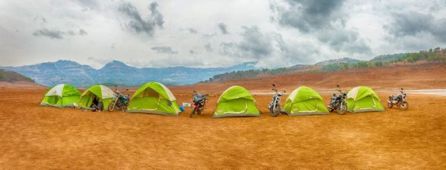 Bhandardara Bike Ride And Camping 2