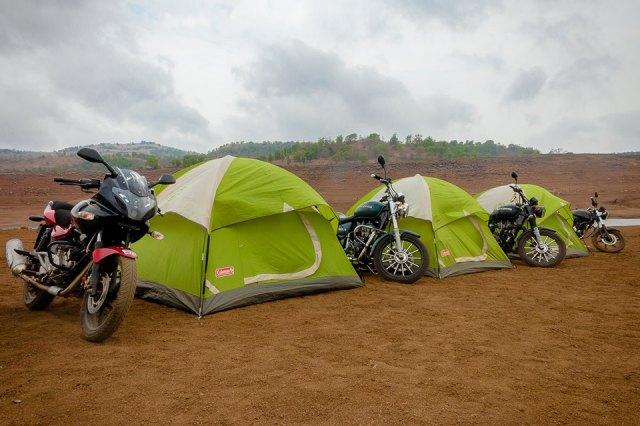 Bhandardara Bike Ride And Camping 3