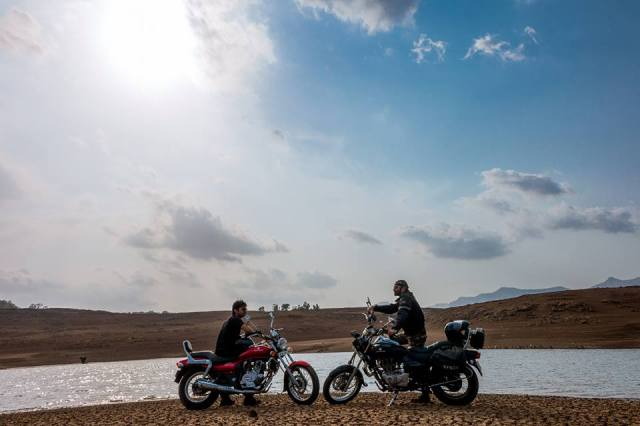 Bhandardara Bike Ride And Camping