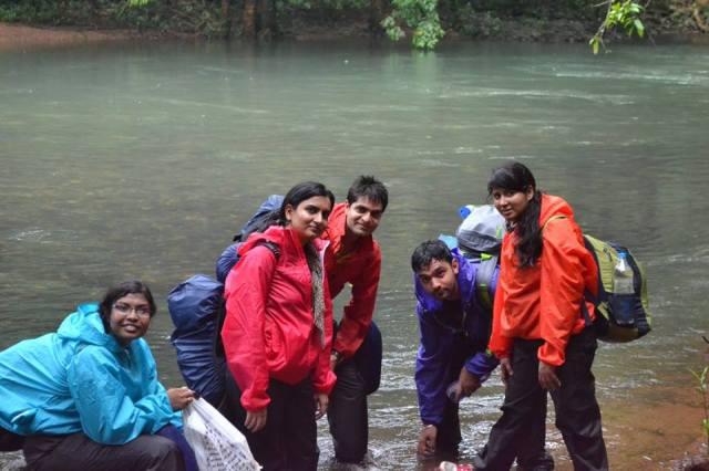dudhsagar falls 2