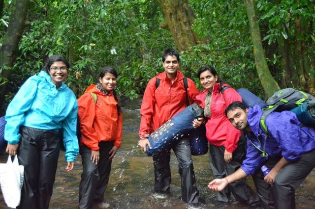 dudhsagar water falls 1