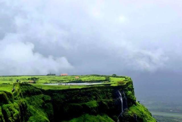 Korigad Monsoon Trek