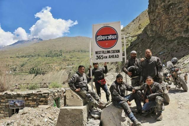 Ladakh Bike Expedition 2