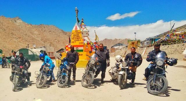 Ladakh Bike Expedition
