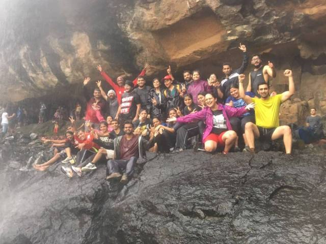 Outdoor Cycle Ride Karjat to Kondana Caves 6
