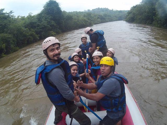 rafting at kolad 2
