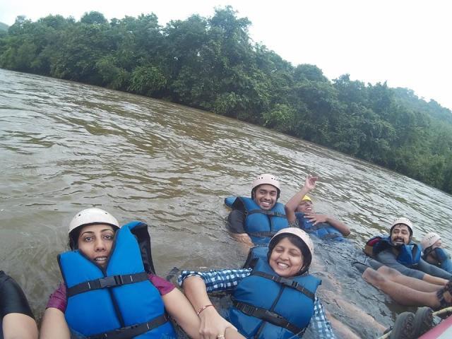 rafting at kolad 4