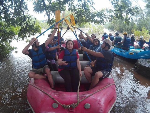 rafting in kolad