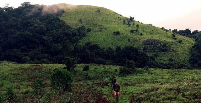 brahmagiri hills trekking 4