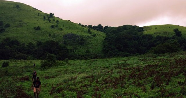brahmagiri hills trekking 5