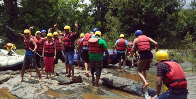 coorg river rafting season 7