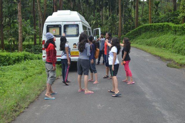 destination Tadiandamol Treks