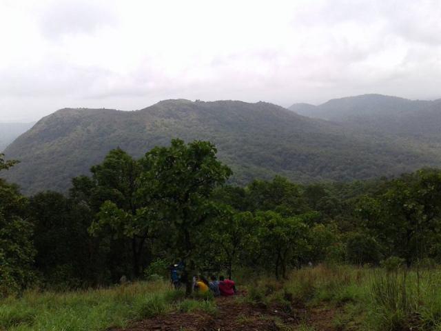 kodachadri trekking route 6