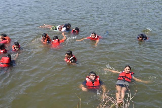 Narayangiri Night Trek With Manchinabele Water Activity 2