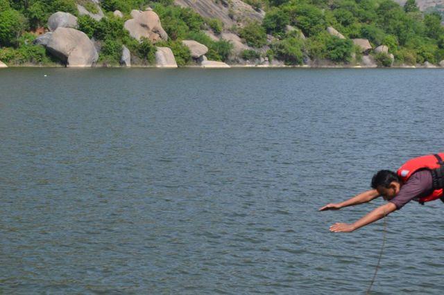 Narayangiri Night Trek With Manchinabele Water Activity 6