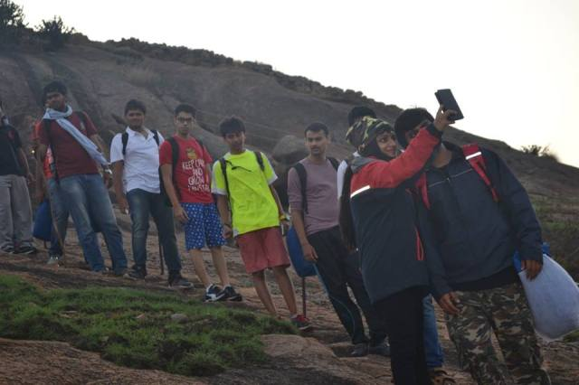 Narayangiri Night Trekking 14