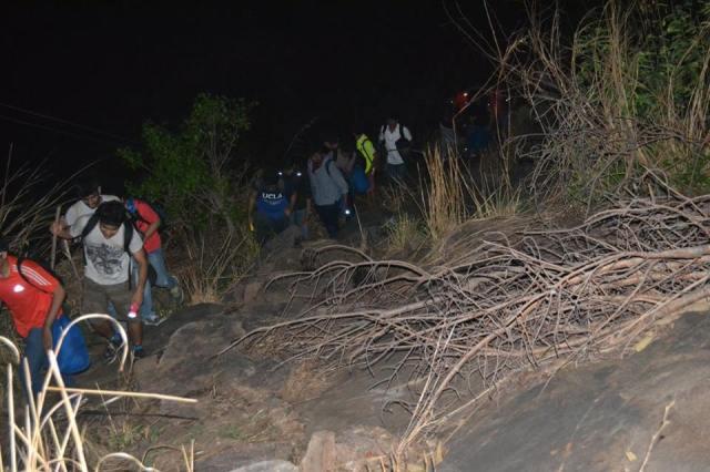 Narayangiri Night Trekking 22