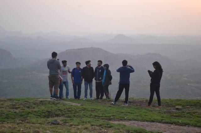 Narayangiri Night Trekking 29