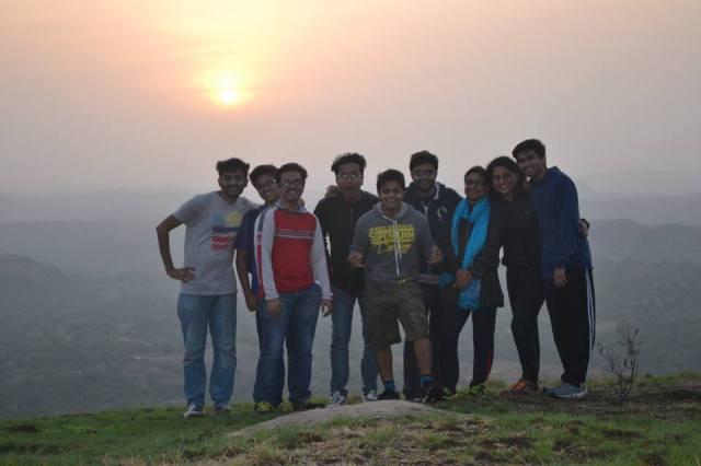 Narayangiri Night Trekking 30