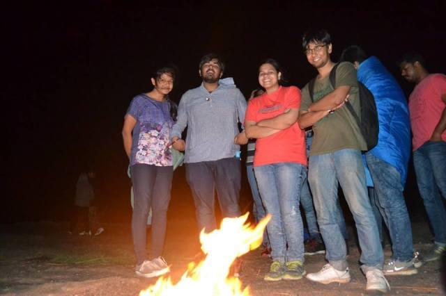 Night Trekking at Narayangiri 1
