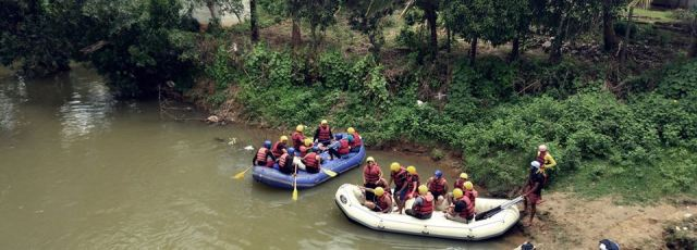 river rafting in coorg 10