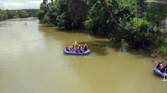 river rafting in coorg 11