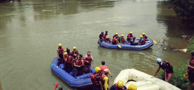 river rafting in coorg 13