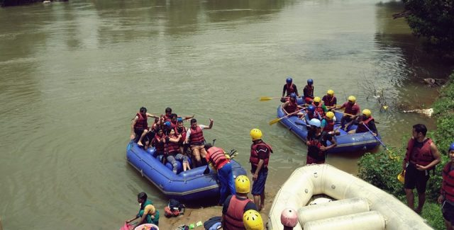 river rafting in coorg 15