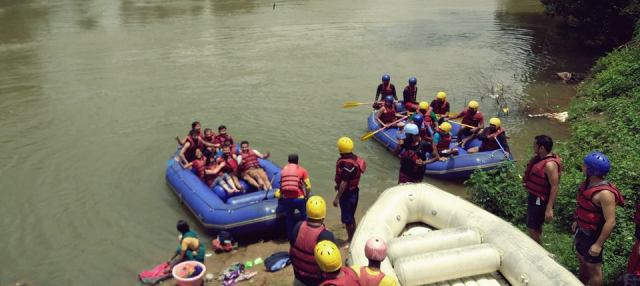 river rafting in coorg 17