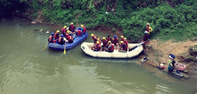 river rafting in coorg 8