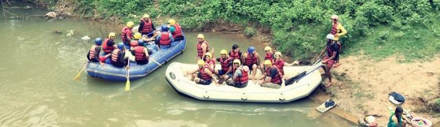 river rafting in coorg 9