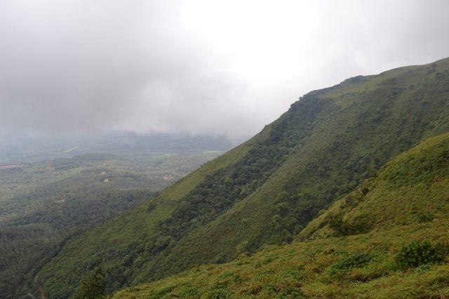 Mullayanagiri Trek 1
