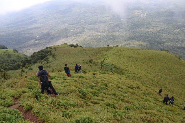 Mullayanagiri Trek in Chikmagalur 5