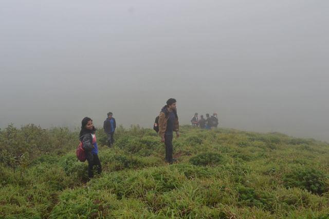 Mullayanagiri Trek in Chikmagalur 8