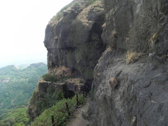 ratangad-trek-route