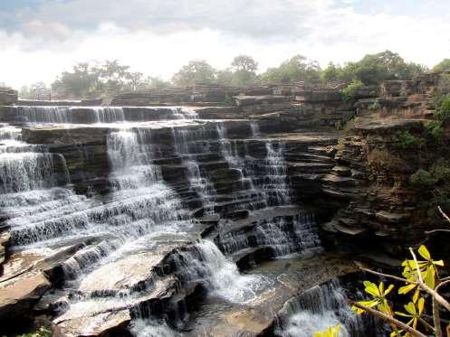rajdari-and-devdari-waterfalls-uttar-pradesh