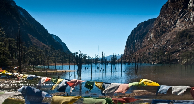 sangetsar-lake