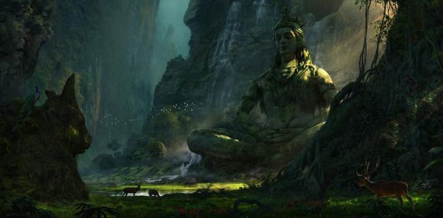 Bhagsu Shiva Temple