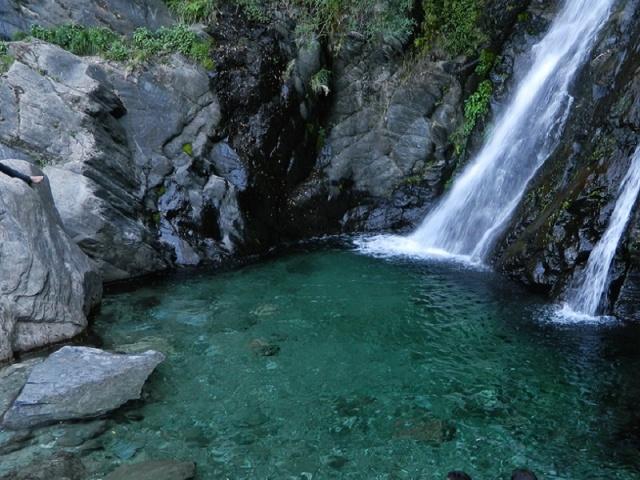 Frolic Under the Bhagsu Waterfall